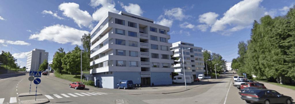 Nuukakoti - Urheilijakuja 11 vuokra-asunto